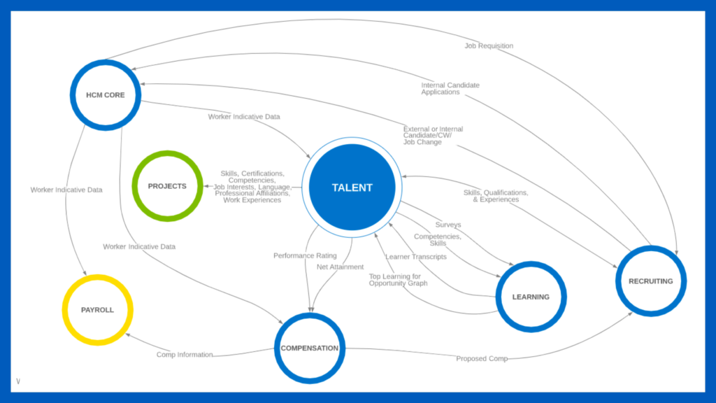 Workday Talent Chart